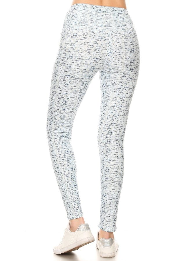 Yoga ّBand Banded Lines Leggings 3