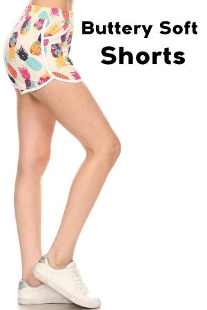 Buttery Soft Shorts